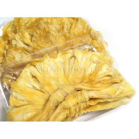 Additive Free Dried Milky Pineapple