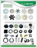 Auto Parts of Truck( Auto parts,  Engine Fan Blade,Chassis parts, Spring, Washer...