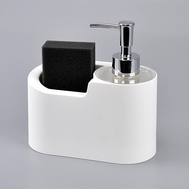 Soap Dispenser with Sponge Holder | Taiwantrade.com