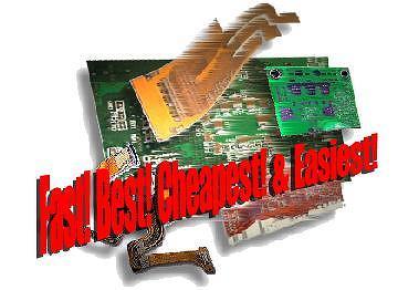 Taiwan Fast Turn PCB prototype service | CMI CORPORATION
