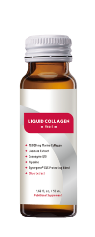 Heart Liquid Collagen Nutritional Supplement 50ml
