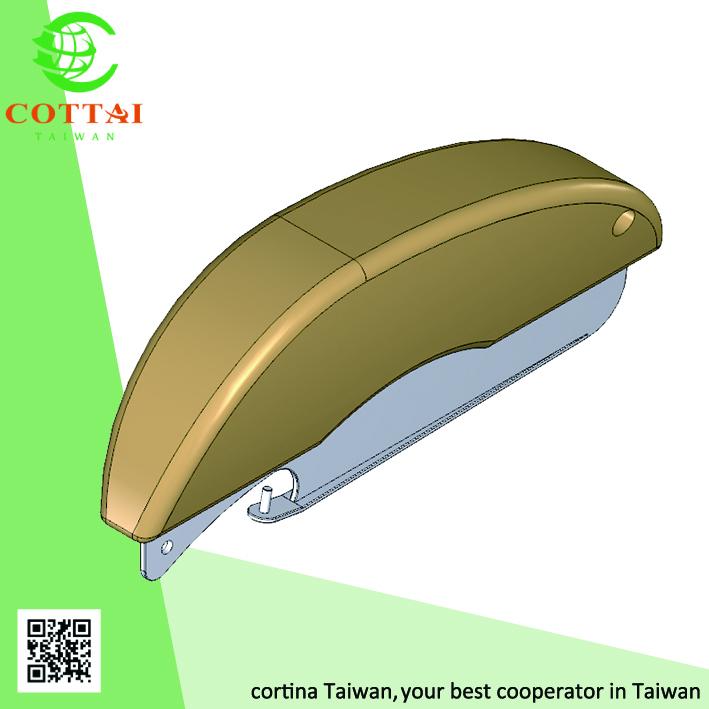 Cottai Roller Blind Mechanism Fabric Hold Down Strip