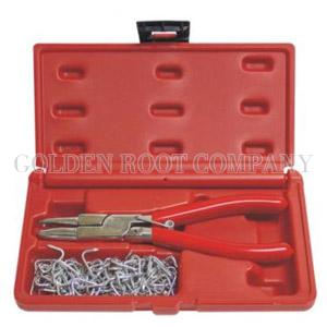 Hog Ring Pliers Set