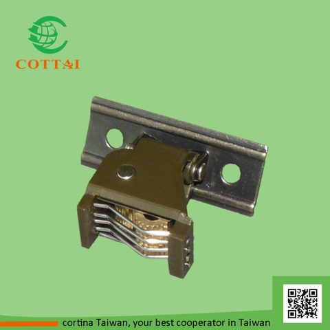 Taiwan Cottai Cord Lock For Roman Blind Parts 4 Wire With