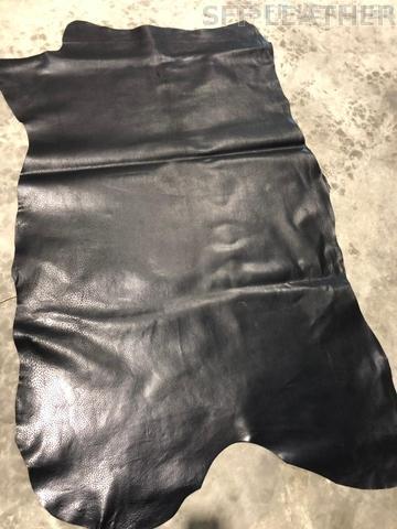 (Free Shipping) Glazed (RESIN) Split for Shoe Lining Black