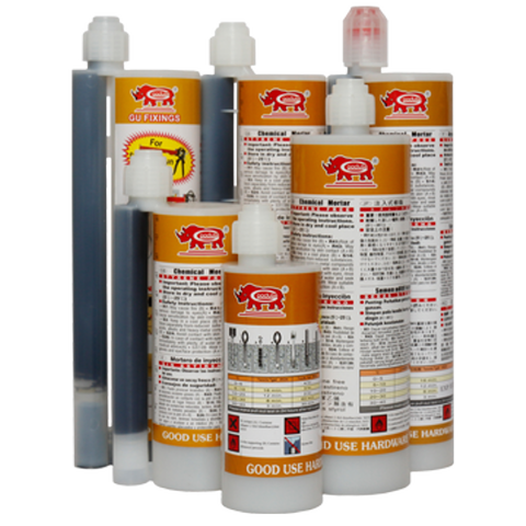 injection cartridge bolt glue
