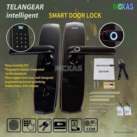 Wifi Electronic Smart Door Lock With APP