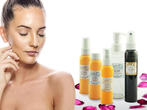 Golden Jojoba Oil Hair Shine Moisture Care Oil Rosemary