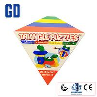 Triangle Puzzles toy
