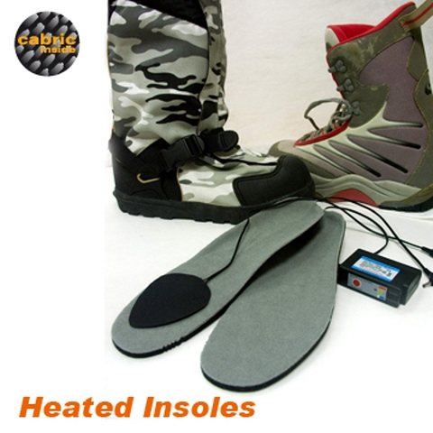 远红外线发热保暖鞋垫