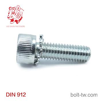 Taiwan Titanium Bolt Din912 | Taiwantrade