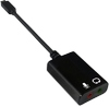 Hi-Res USB / Type-C to 3.5 mm Audio Jack & Mic Adapter