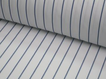 Taiwan Baseball Style Knitting Stripe Fabrics Sheng Group Textile