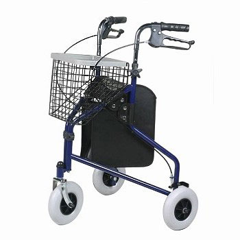 Walking Aid Delta Steel Rollator