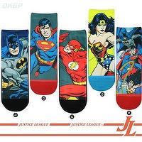 JUSTICE LEAGUE SUBLIMATION SOCKS