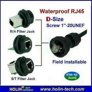Taiwan Waterproof Outdoor AP (Access Point) Enclosure , RJ45