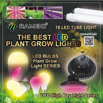 RAMBO LED PLANT GROW LIGHTS