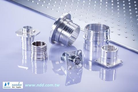 Customized Precision CNC Machining Parts (Precision ±0.005)