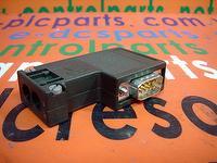 SIEMENS S7 PLC PROFIBUS CONNECTOR 6ES7 972-0BA12-0XA0 6ES7972-0BA12-0XA0