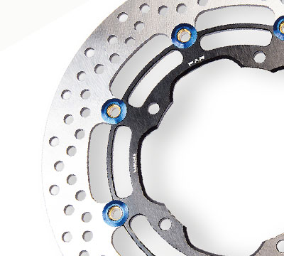 YZF R3 Front Brake Rotor