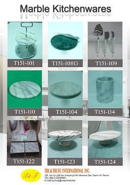 Taiwan Marble Kitchenware
