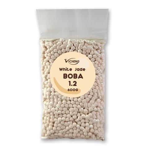 White Jade Tapioca Pearls 1.2 600G