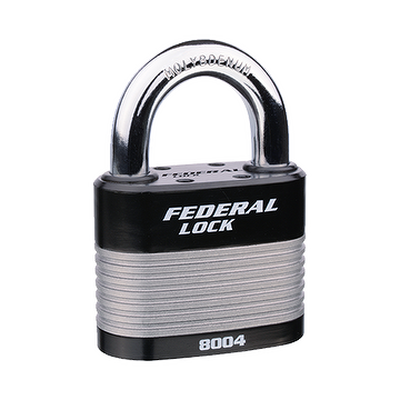 Taiwan High Security A Plus Padlock 8004 Federal Lock Co