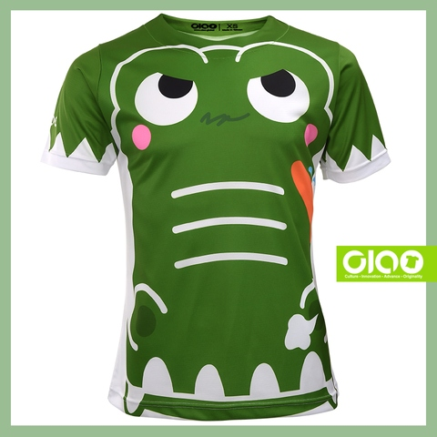 3D Digital printing Sun Protection Long sleeve unisex maxico rugby apparel