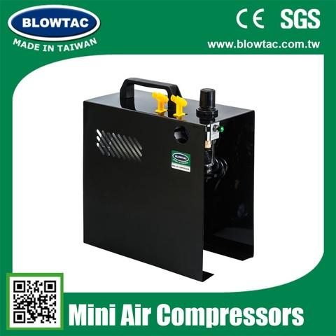 TC-20TS A Type Single Cylinder Mini Air Compressor with Tank and cover