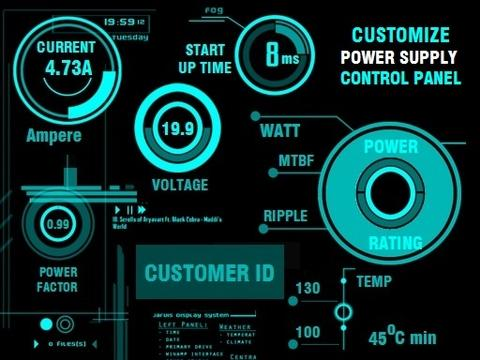Power Supply Original Equipment Manufacturer (OEM) & Own Designing & Manufacturing (ODM)