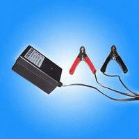 Smart External Lead Acid (SLA) Battery Charger