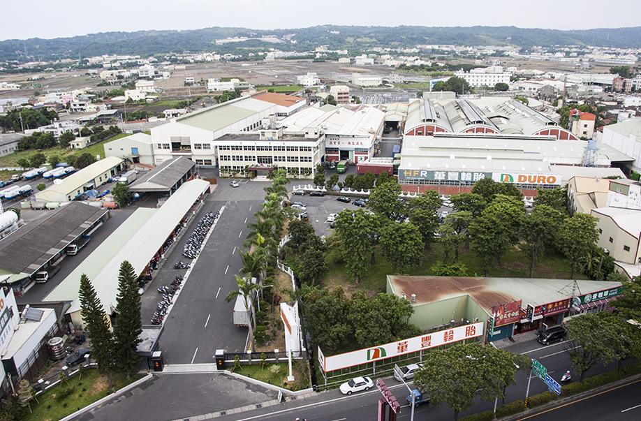 Taiwan Factory-1