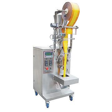 Back Sealing Bag Granule Packing Machine