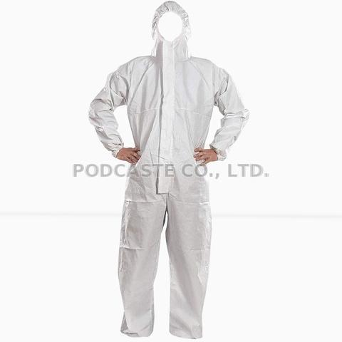 CoverallProtective Coverall CE14126