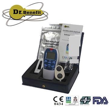 Digital transcutaneous electrical nerve stimulator (TENS)
