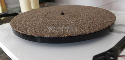 Rubber Cork Turntable Mat