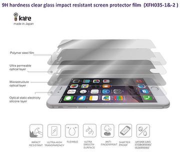 Taiwan iPhone 6 Screen Protector Manufacturer | TSUJIDEN CO