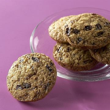 Oat-raisin Cookies / Dessert / Cookies