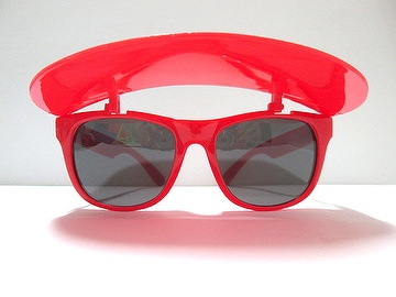 NF-136 Cap Sunglasses Newest item with flip-up Cap