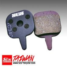 SCS Organic Disc Brake Pad for Tektro IO【SDP-71T】