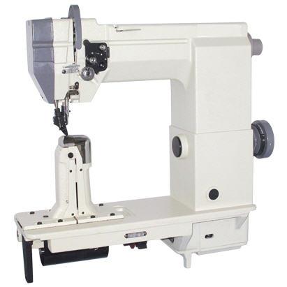 SINGLE/DOUBLE NEEDLE POST-BED STITCH SEWING MACHINE