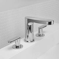 JUSTIME Two-Handle Basin Faucet