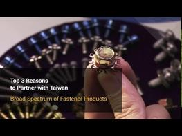 Welcome to the 6th edition of FASTENER TAIWAN that will be unveiled at Kaohsiung Exhibition Center from September 1-3, 2021. FASTENER TAIWAN is the only international B2B fastener show in Taiwan, serving as a trading platform for sourcing and procurement, drawing more than 420 exhibitors using 1,200 booths to showcase their latest products with innovative, integrated strengths. In addition to its well-rounded exhibits, FASTENER TAIWAN is packed with abundant activities, including Global Fastener Summit, VIP Dinner, 1-on-1 Procurement Meetings, and Talent matchmaking. All the rich exhibits and featured events will surely make your visit full of business prospect and pleasure. Come join us at FASTENER TAIWAN. Don't miss out on this industry extravaganza of 2021. Sourcing more Taiwan Products: https://www.taiwantrade.com