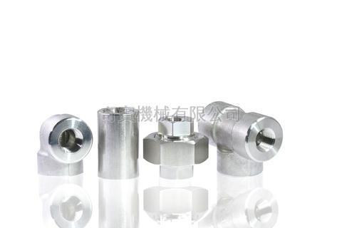 各式配管轉接頭,一般管件, 高壓管件