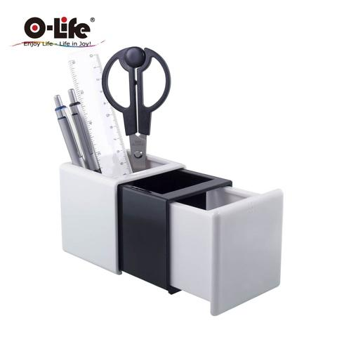 Desktop Pen Holder Adjustable Extending【O-Life】S-351