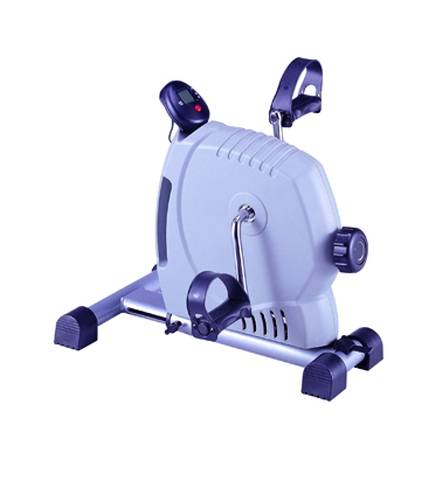Portable Pedal Exerciser with Digital Display