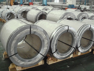 Stainless Steel Coil, 304, 304L, 316, 316L, 430, 201