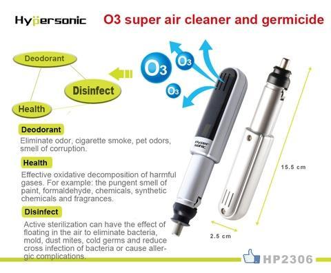 Taiwan HP2306 O3 OZONE GENERATOR | O & K JAW'S CO , LTD