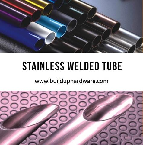 Quality Stainless Steel Round Tube 304