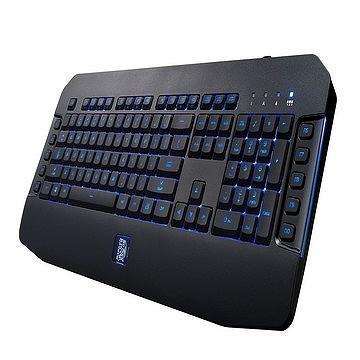 Tt eSPORTS CHALLENGER GO membrane gaming keyboard